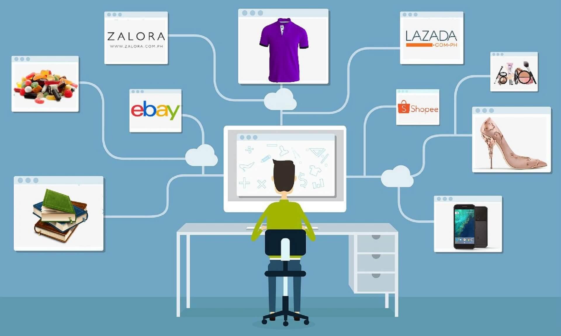 Những khó khăn khi bán hàng online bạn cần biết